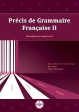 کتاب فرانسه  Precis de Grammaire Francaise II