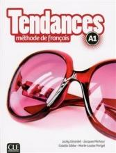 کتاب فرانسه Tendances A1
