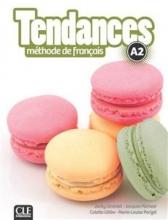 کتاب فرانسه Tendances A2