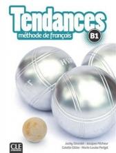کتاب فرانسه Tendances B1