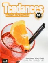 کتاب فرانسه Tendances B2