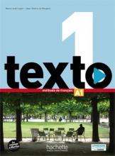 کتاب فرانسه Texto 1