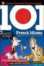 کتاب فرانسه 101 French Idioms + CD