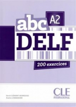 کتاب فرانسه ABC DELF - Niveau A2 + CD