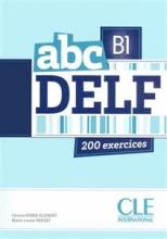 کتاب فرانسه ABC DELF - Niveau B1 + CD