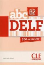 کتاب فرانسه  ABC DELF - Niveau B2 + CD