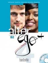 کتاب فرانسه Alter Ego + 4