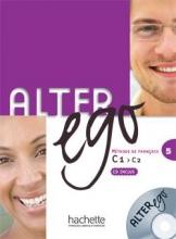 کتاب فرانسه Alter Ego + 5