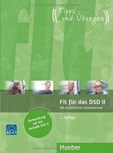 کتاب آلمانی  Fit Fur Das Dsd II Ubungsbuch