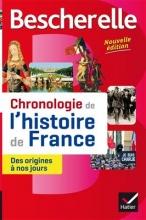 کتاب فرانسه  Bescherelle Chronologie de l'histoire de France
