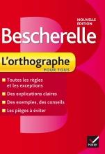 کتاب فرانسه Bescherelle L'orthographe pour tous