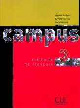 کتاب فرانسه Campus 3 + Cahier + CD