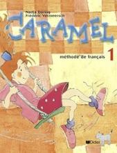 کتاب فرانسه Caramel 1 + Cahier + CD