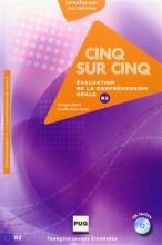 کتاب فرانسه CINQ SUR CINQ NIVEAU B2