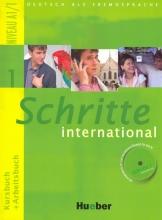خرید کتاب آلمانی شریته اینترنشنال قدیمی Schritte International 1