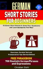 کتاب  داستان های کوتاه آلمانی german short stories for beginners