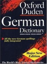 کتاب آلمانی The Oxford-Duden German Dictionary