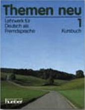کتاب آلمانی Themen neu 1, Coursebook + Arbeitsbuch