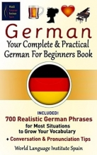 کتاب آلمانی German Your Complete & Practical German For Beginners