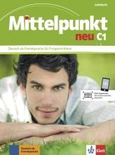 کتاب آلمانی Mittelpunkt neu C1 lehrbuch + Arbeitsbuch + CD
